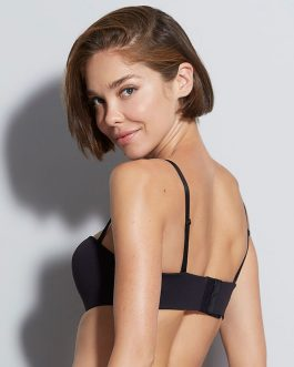 BRASIER STRAPLESS PUSH UP 2081
